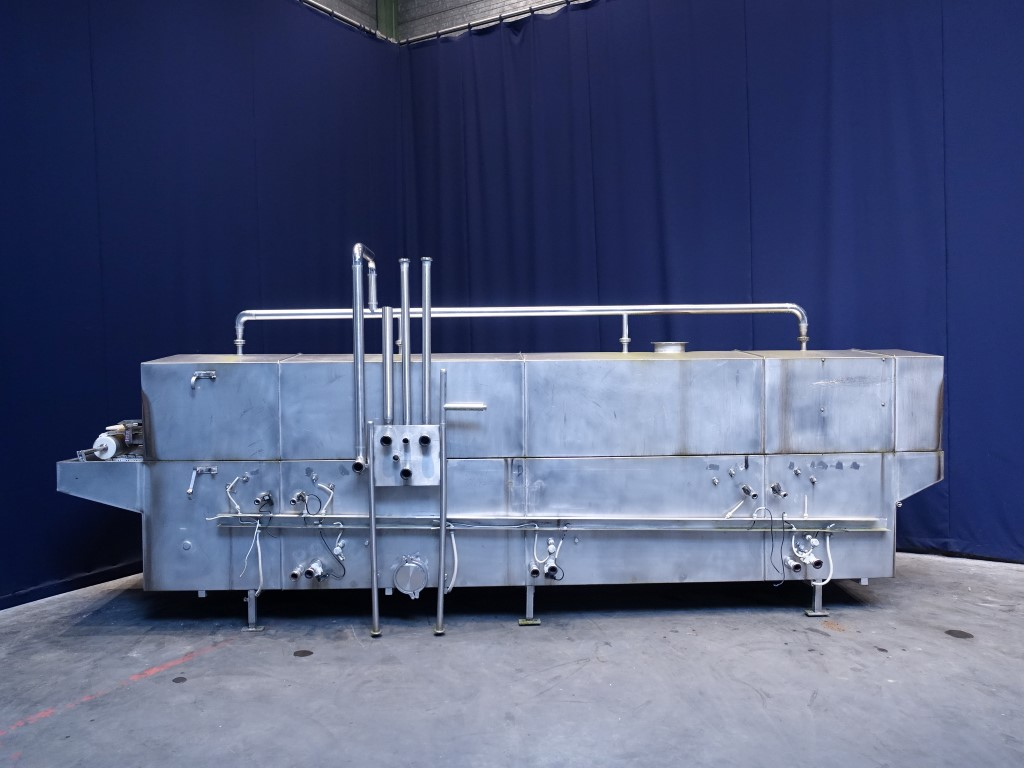 Mould and cover washing machine Cheese equipment