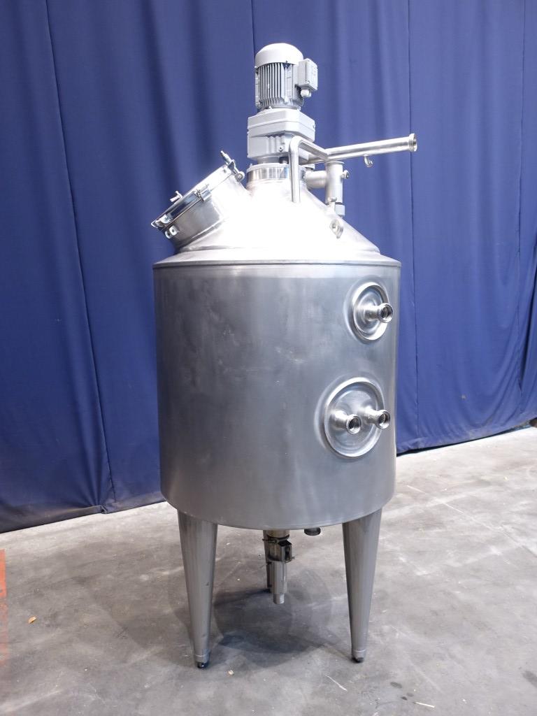 Goavec Rahmreifer Process tanks