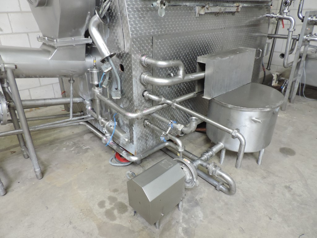 APV Paasch Silkeborg HCT-1A Butter equipment