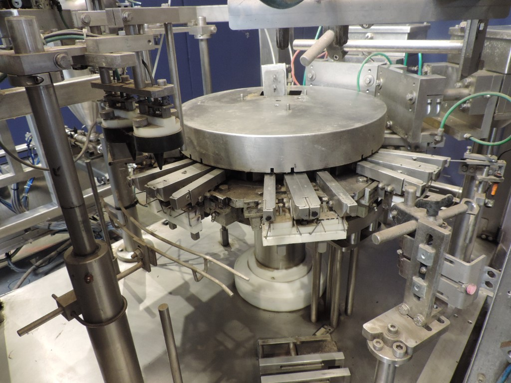 Thimonnier TD1500 Bag forming filling machines