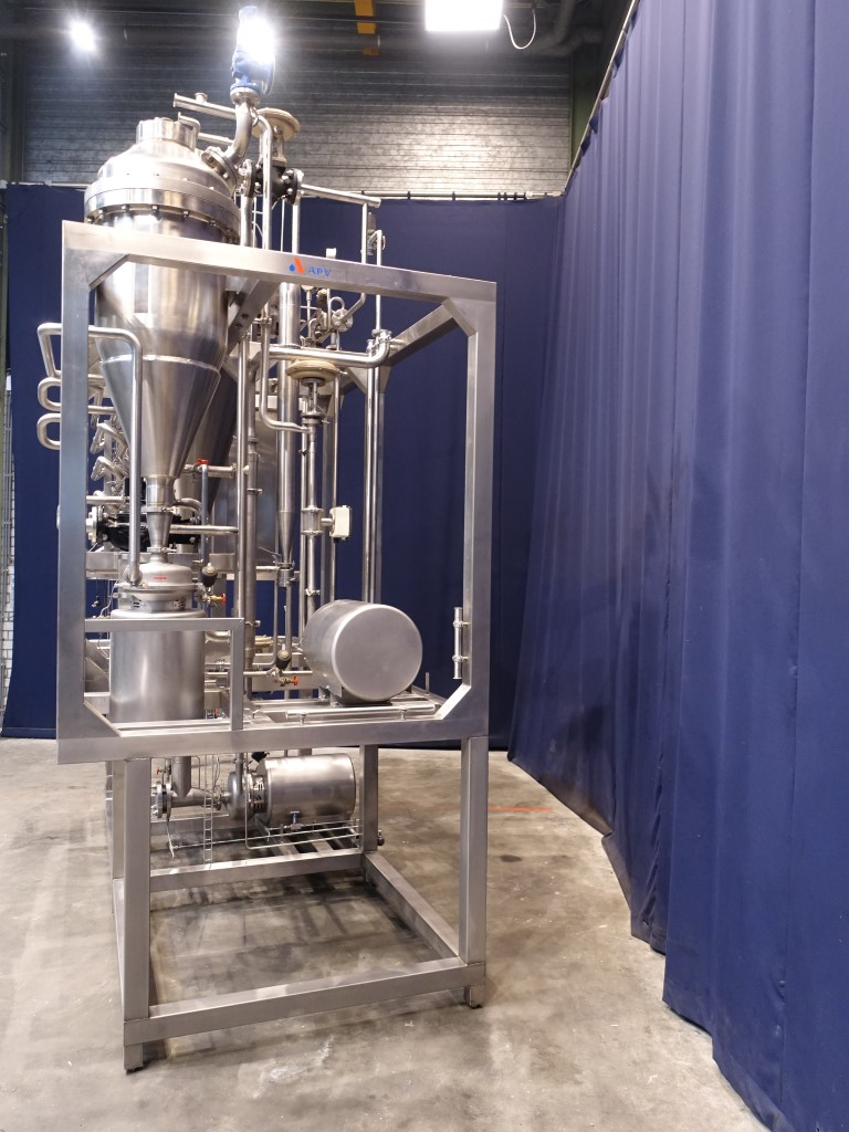 APV SDH Add-on Infusion UHT plant ESL / UHT units