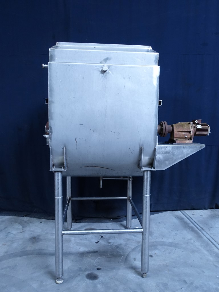 N.N. Peddle mixer Batch mixers