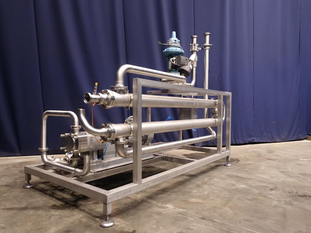 Tetra Spiraflow MT-108/19x16c-2 Tubular heat exchangers