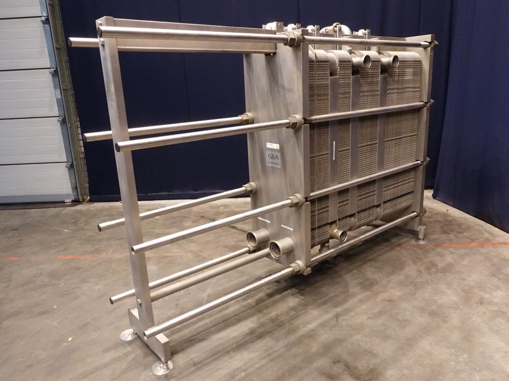 GEA Ahlborn VT40 BC-25 Plate heat exchangers