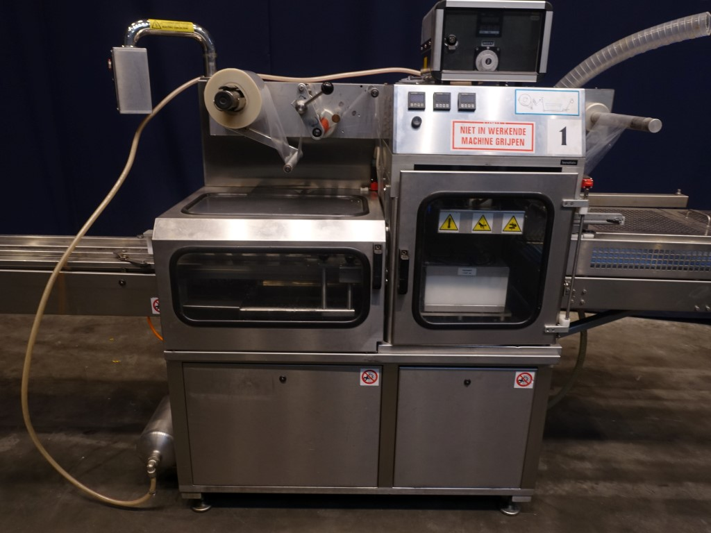 Ilpra 1401 V/G Large Cup filling machines