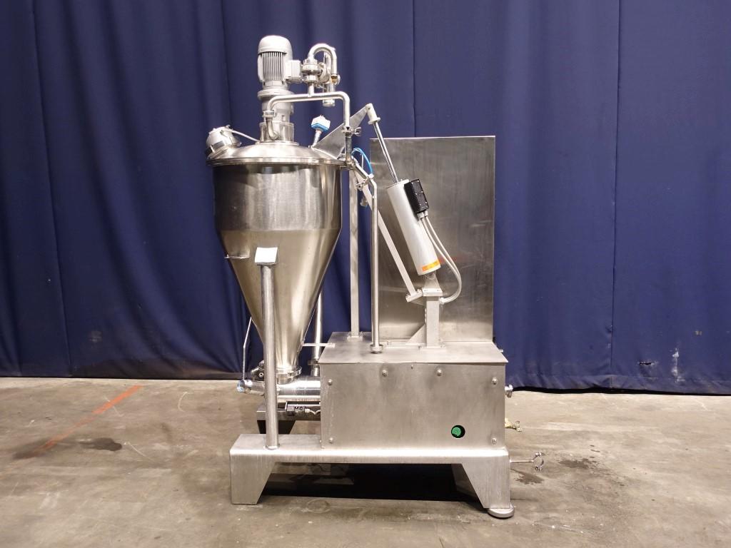 Koruma DISHO V140/160 Batch mixers