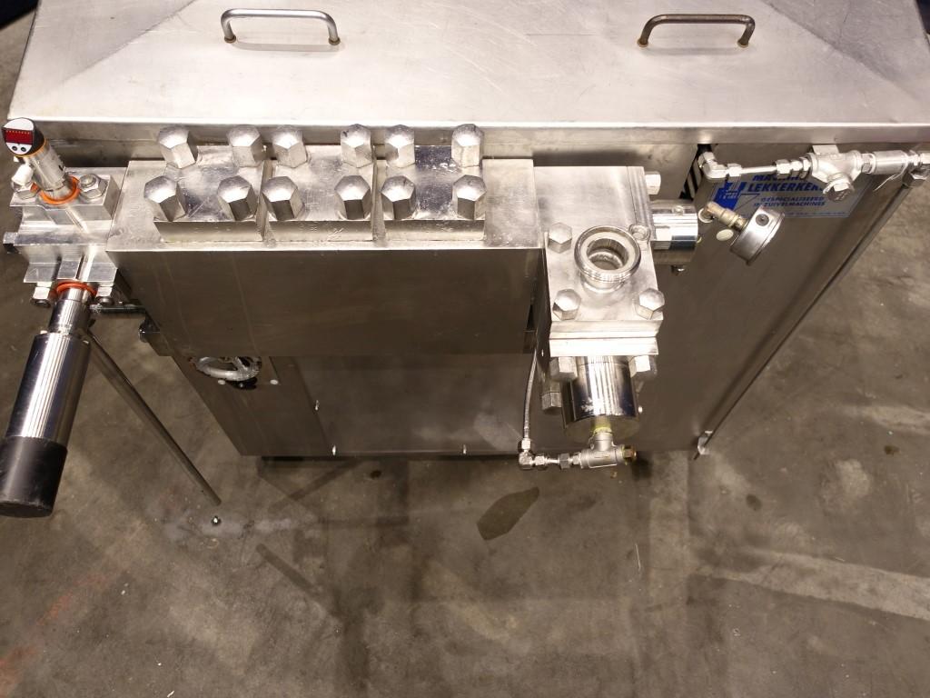 Alfa Laval SHL20A Homogenizadores de alta presión
