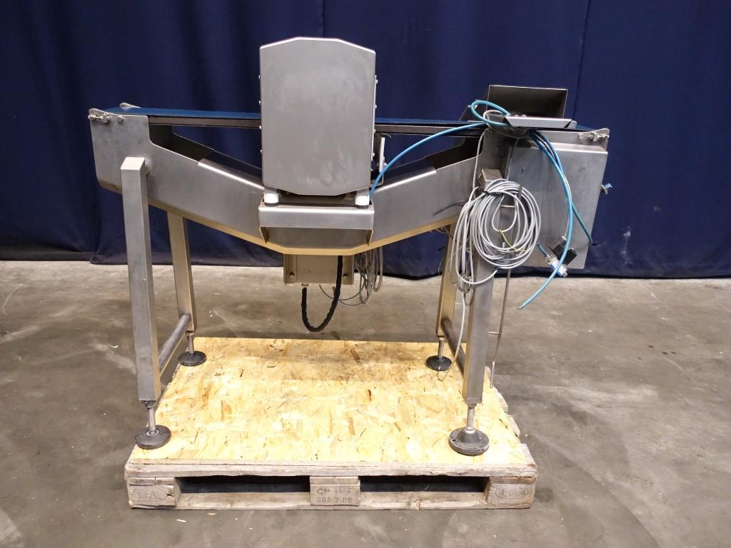 Mettler Toledo Safeline Signature Metal detectors/Check weighers
