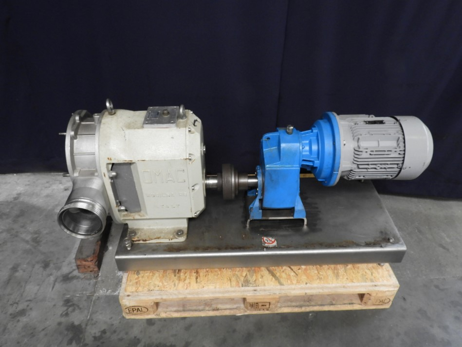 B 550 3620 2 C5 Lobe rotary pumps
