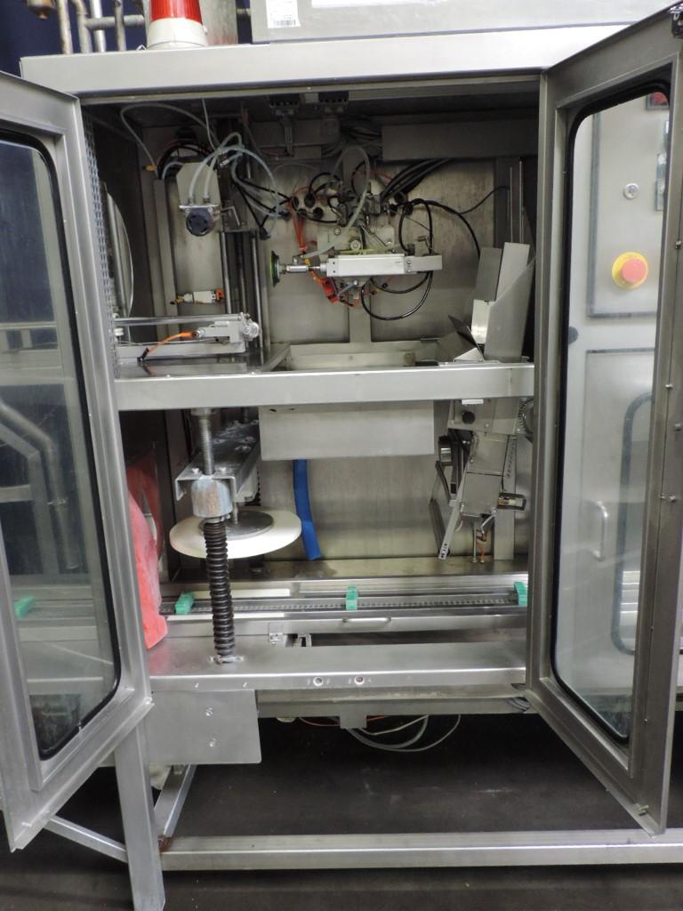 Miromatic MDA 1-3/10-C Beker vul/sluit machines