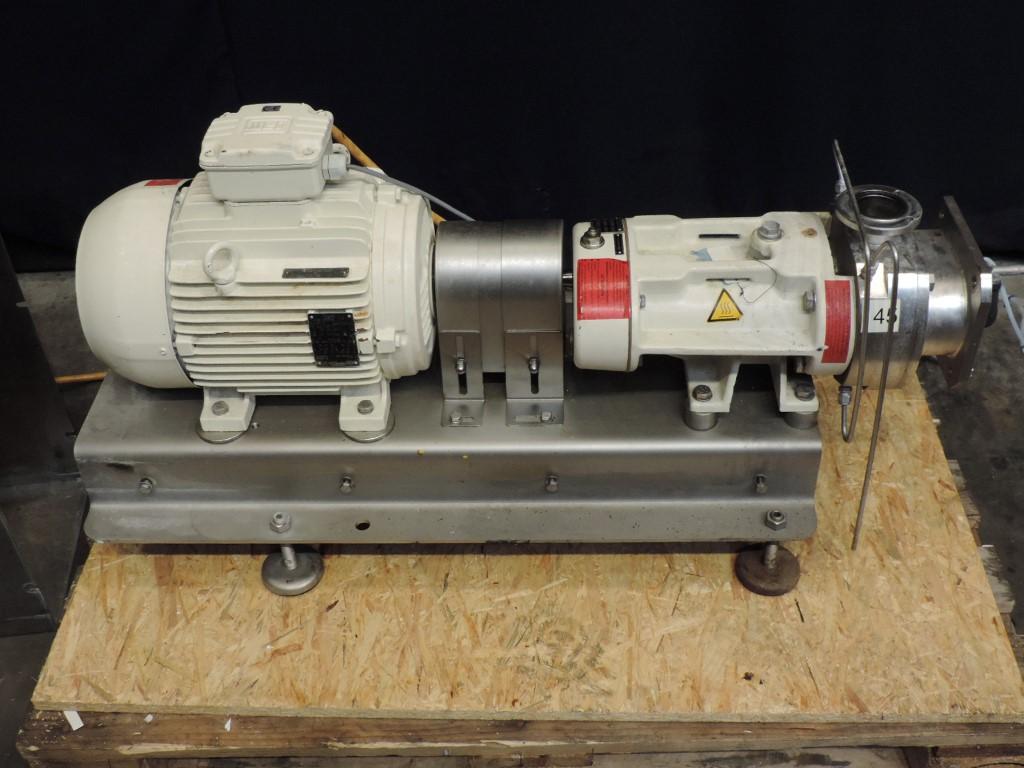 Bornemann SHL 80-20 Twin screw pumps