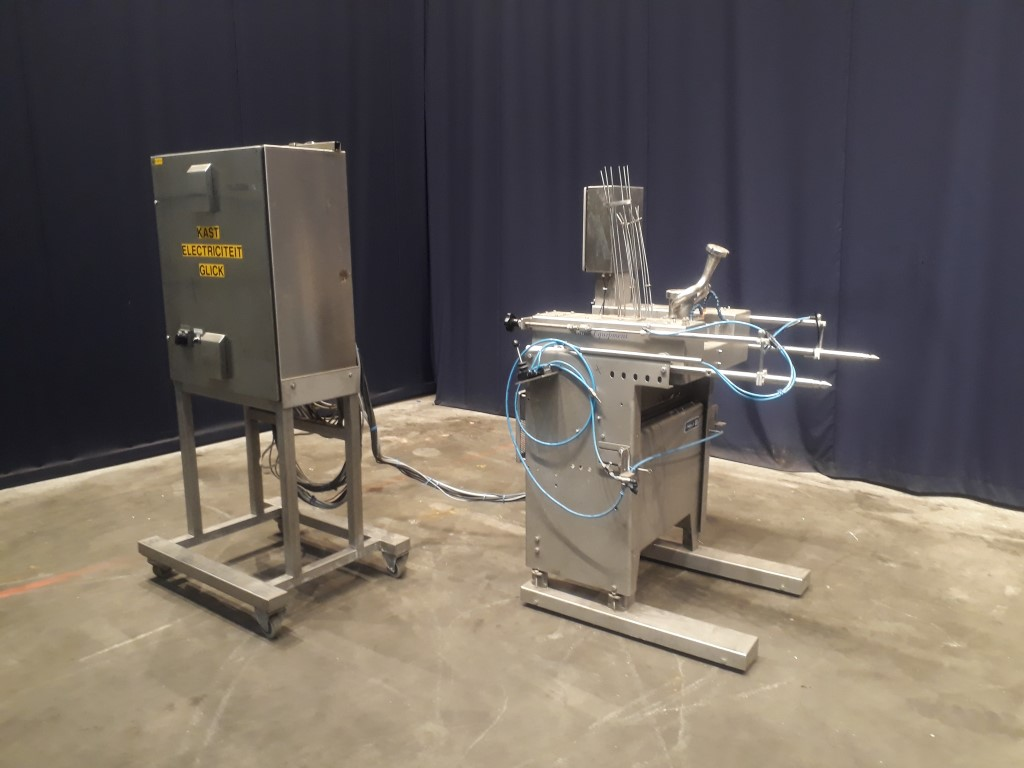 Gram Knife Cutter Ice machines