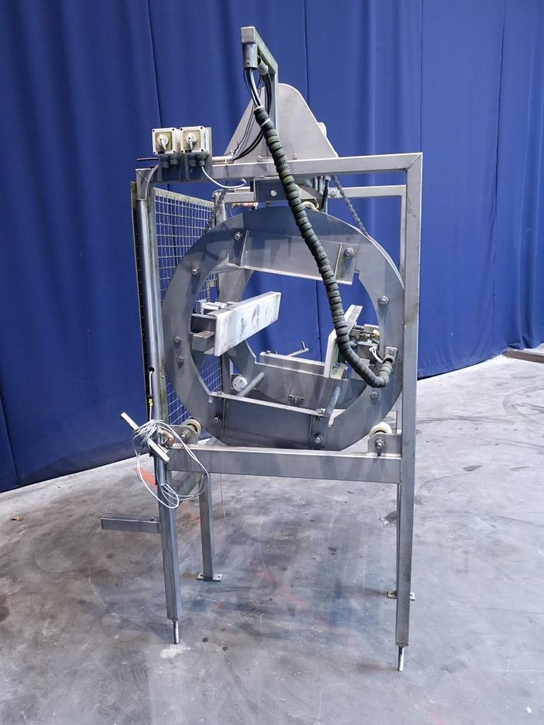 N.N. Cheese turning device Cheese equipment