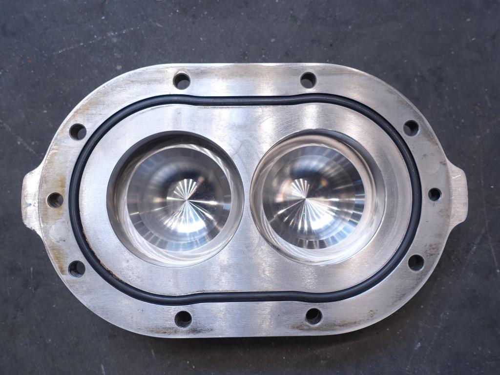 Indag INQ1 CC 40VT-D50 Lobe rotary pumps