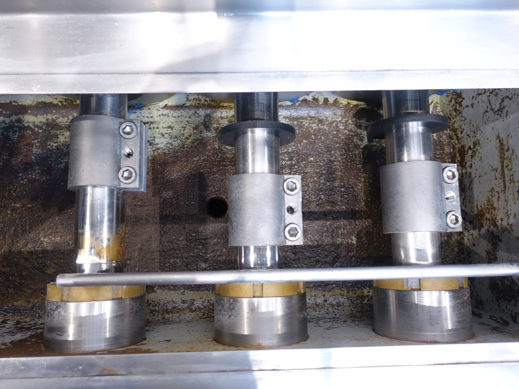 Rannie BT 50.80 High pressure homogenisers