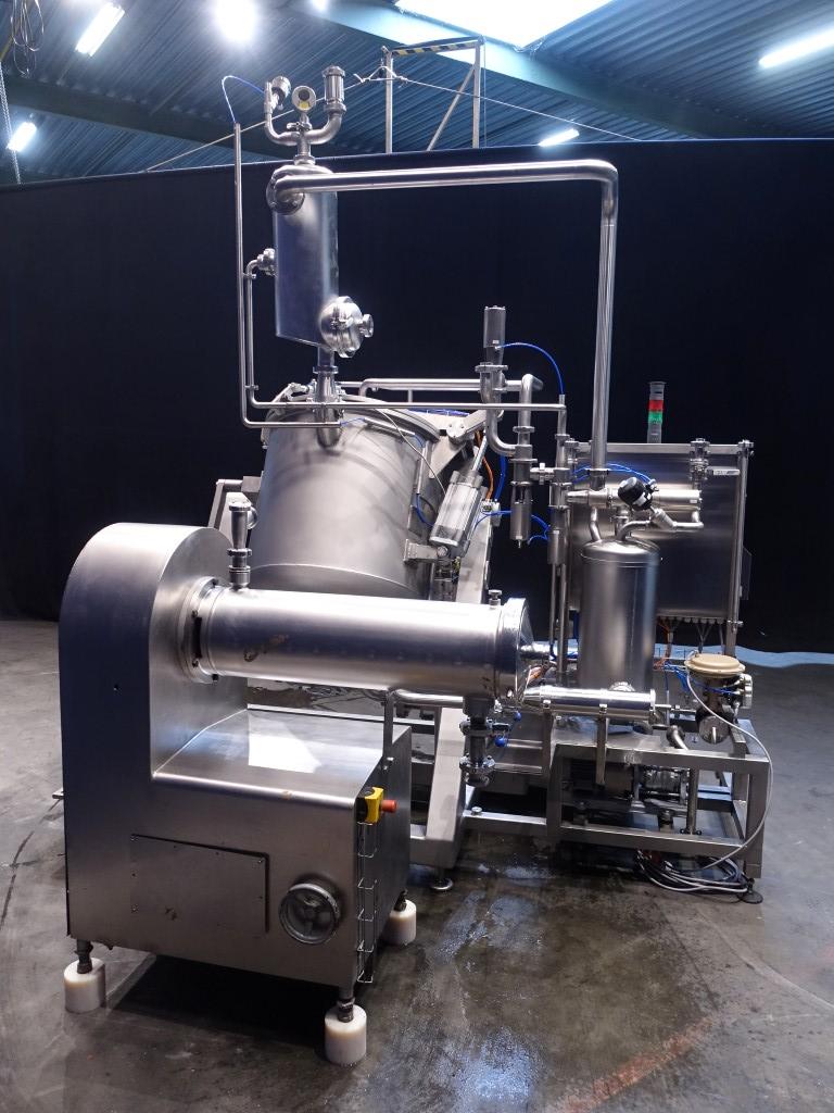 Stephan VM/CR400 Processed cheese equipment