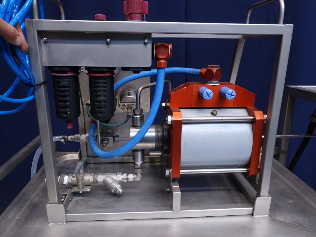 WPS-520-1/B/D Lab equipment