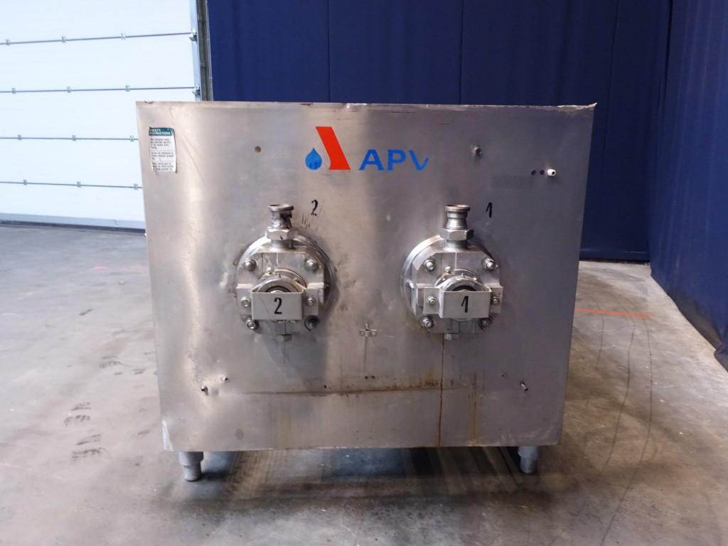 APV Crepaco 2HEXHD884 Scrape heat exchangers
