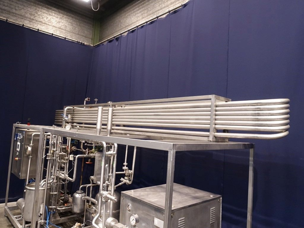API Schmidt-Bretten Sigma 9 NCN Plate heat exchangers