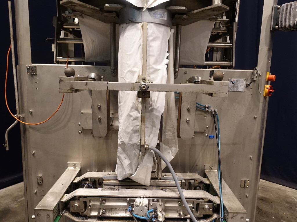 Bouwpaco BP500L Bag forming filling machines