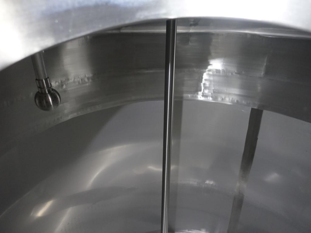 Lascon - Proces tanks