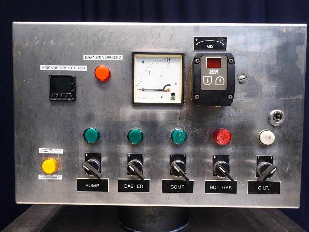 Tetra Pak Hoyer KF-300 Ice machines