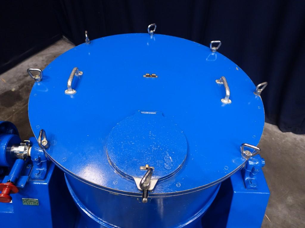Graaf Pan mixer Batch mixers