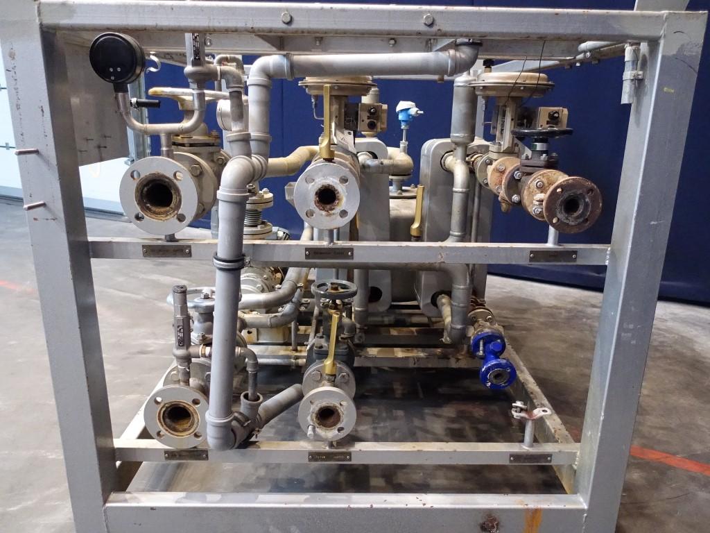 N.N.  Plate heat exchangers not sanitary