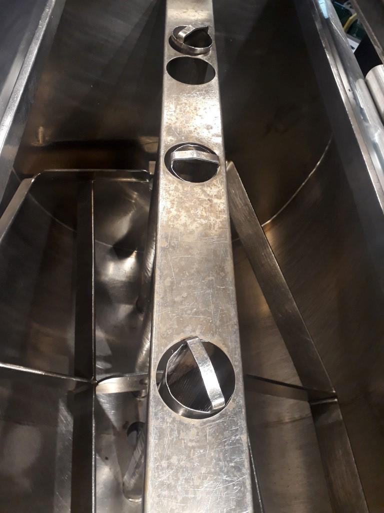 N.N. Mixing tank Mixer de charge