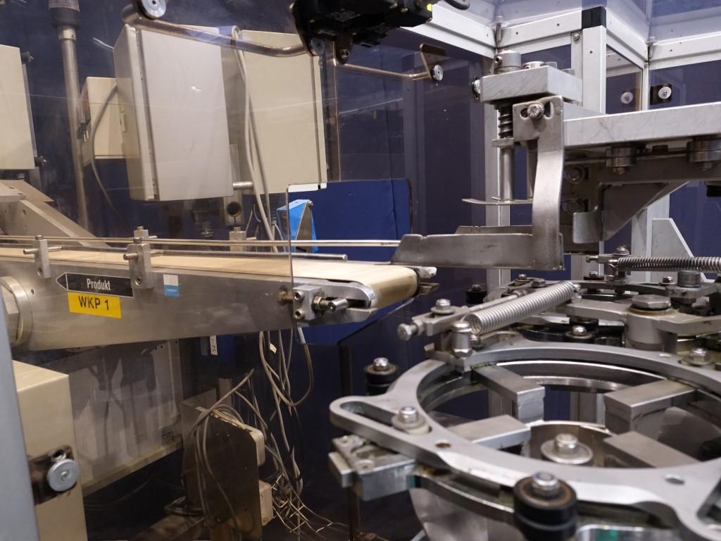 Somic VA77 Cheese equipment