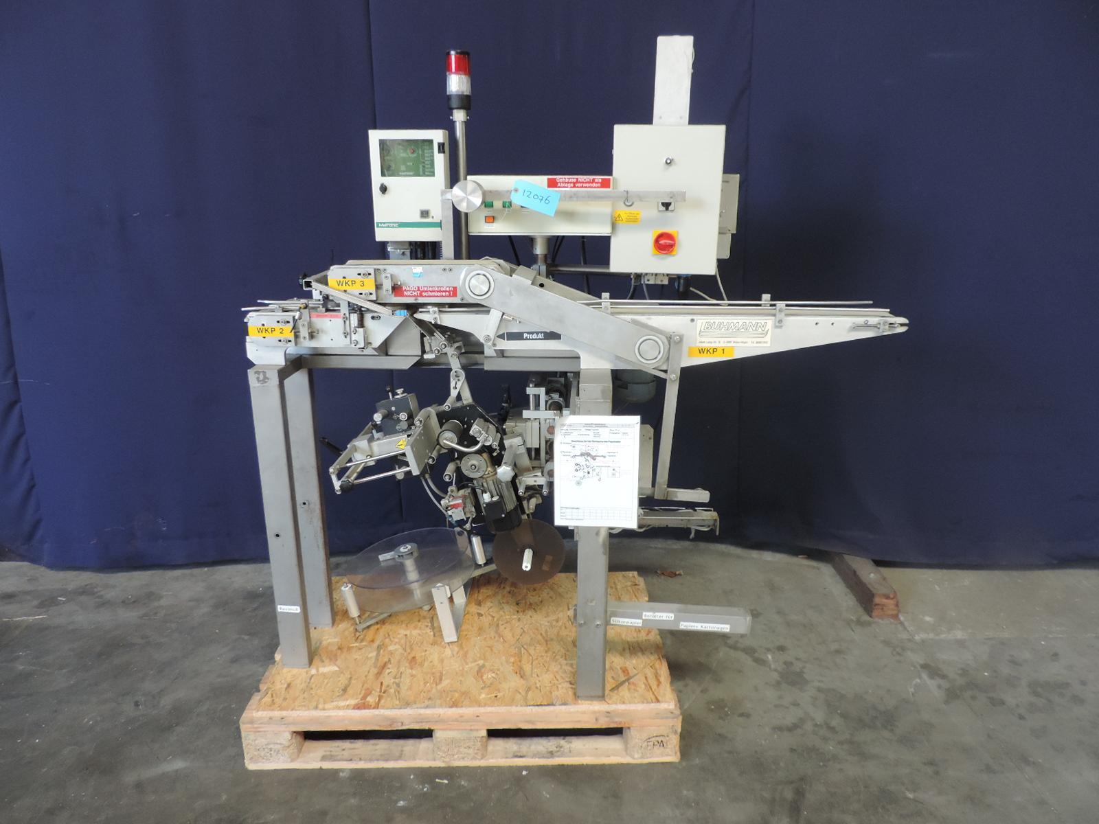 Somic VA91 Cheese equipment