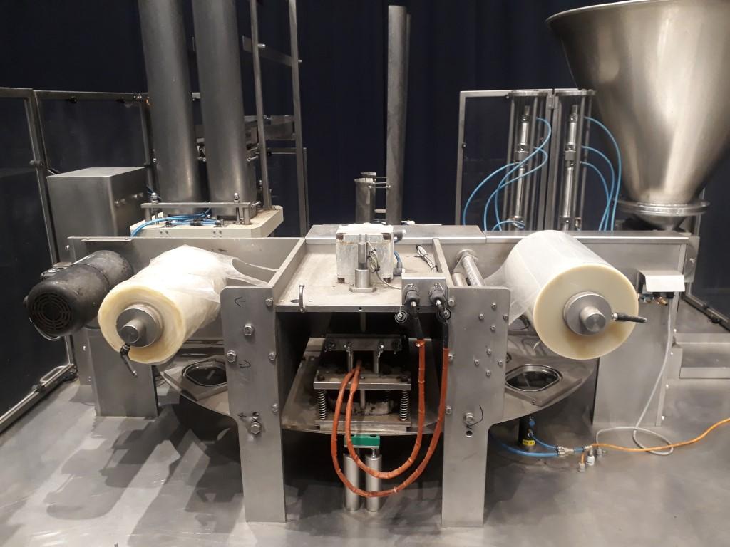 Schutten Machines BV VSM-1000-2 Cup filling machines