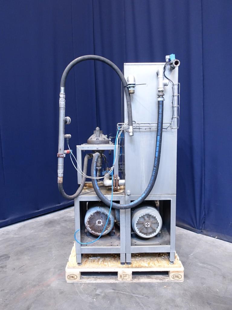 Dibo N.V. 2D UNIT 70/136 Washing / cleaning machines