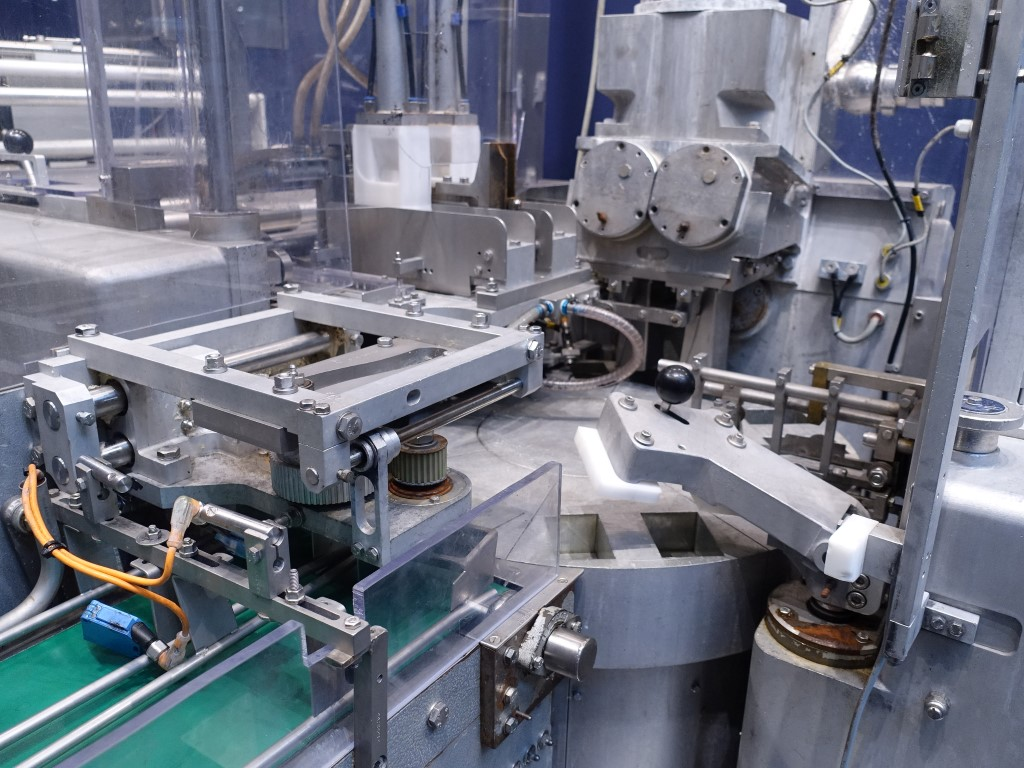 Benhil 8362 Butter/Margarine filling machines