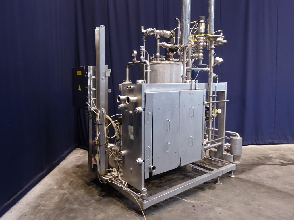 GEA VT20 BC-6 Plate heat exchangers