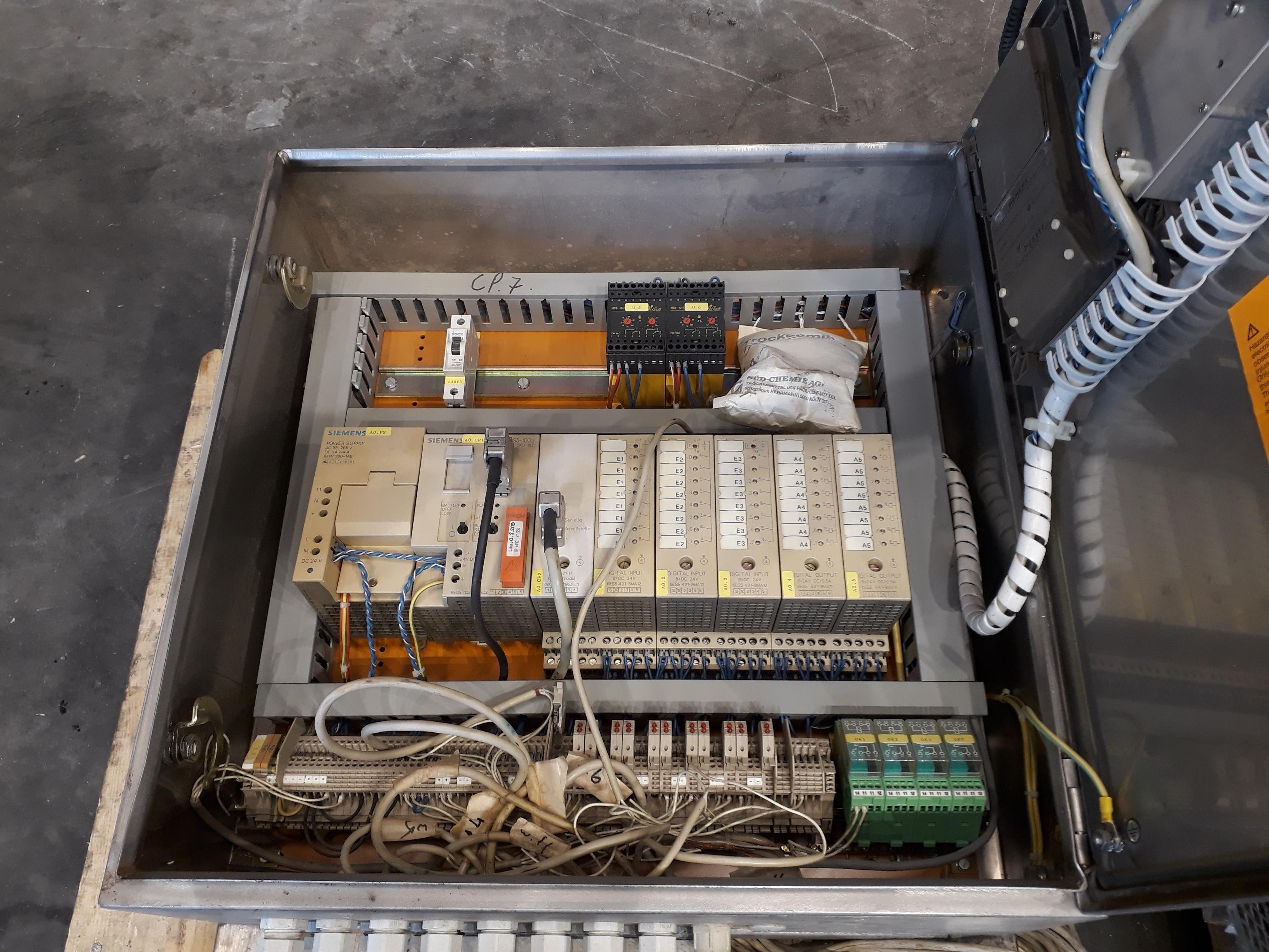 Westfalia MSD 60-01-076 Cream separators
