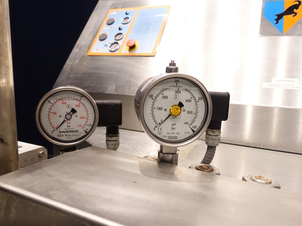 Niro Soavi NS3110H High pressure homogenisers