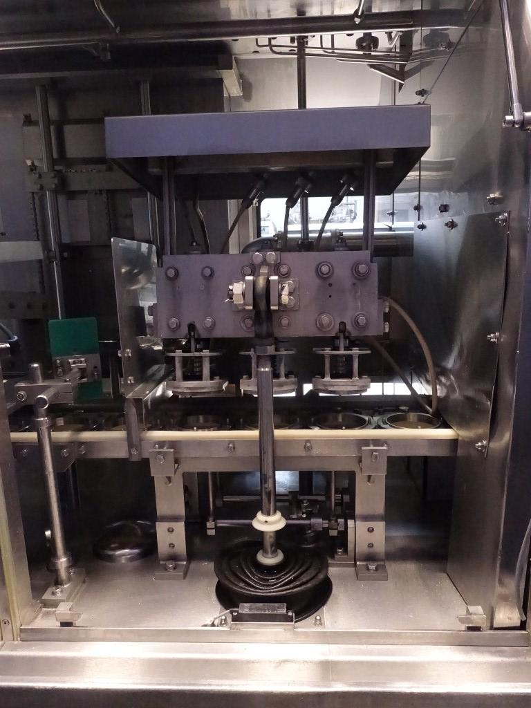 Ampack KF 1/3 Cup filling machines