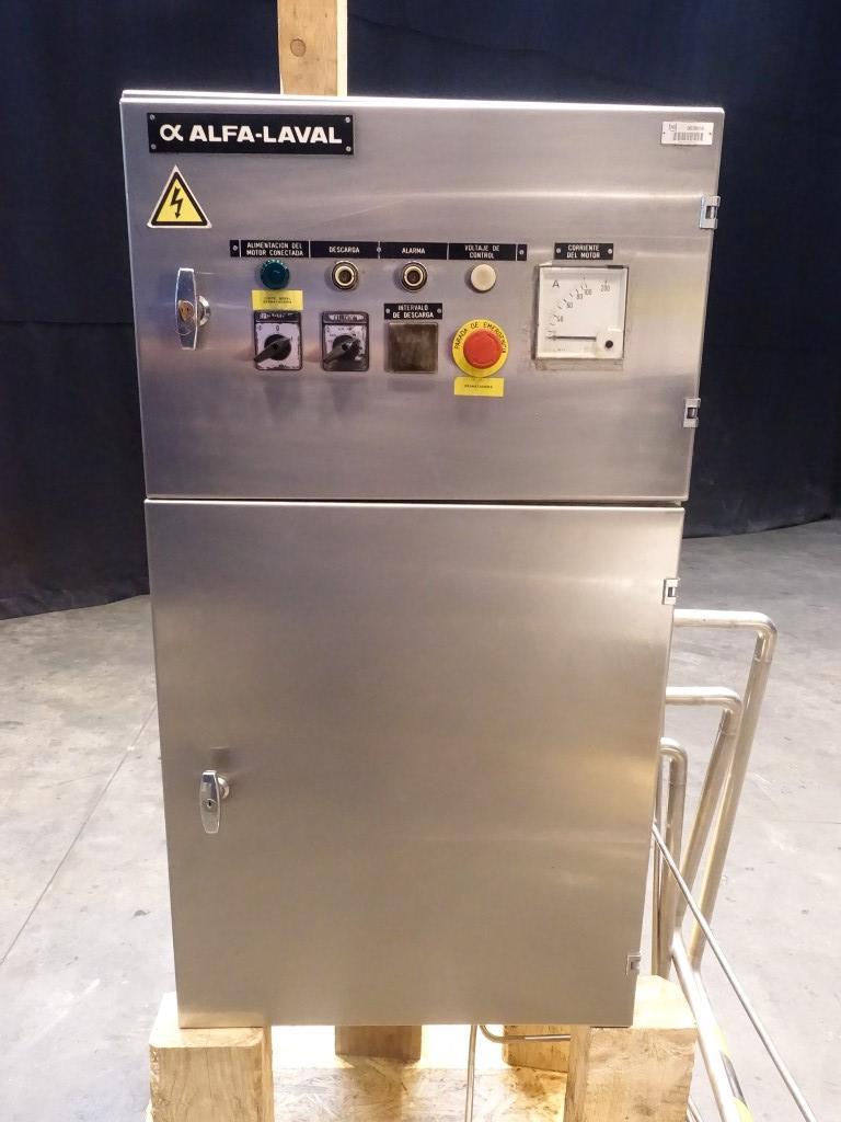 Alfa Laval HMRPX 610 HGD-74C-50 Cream separators