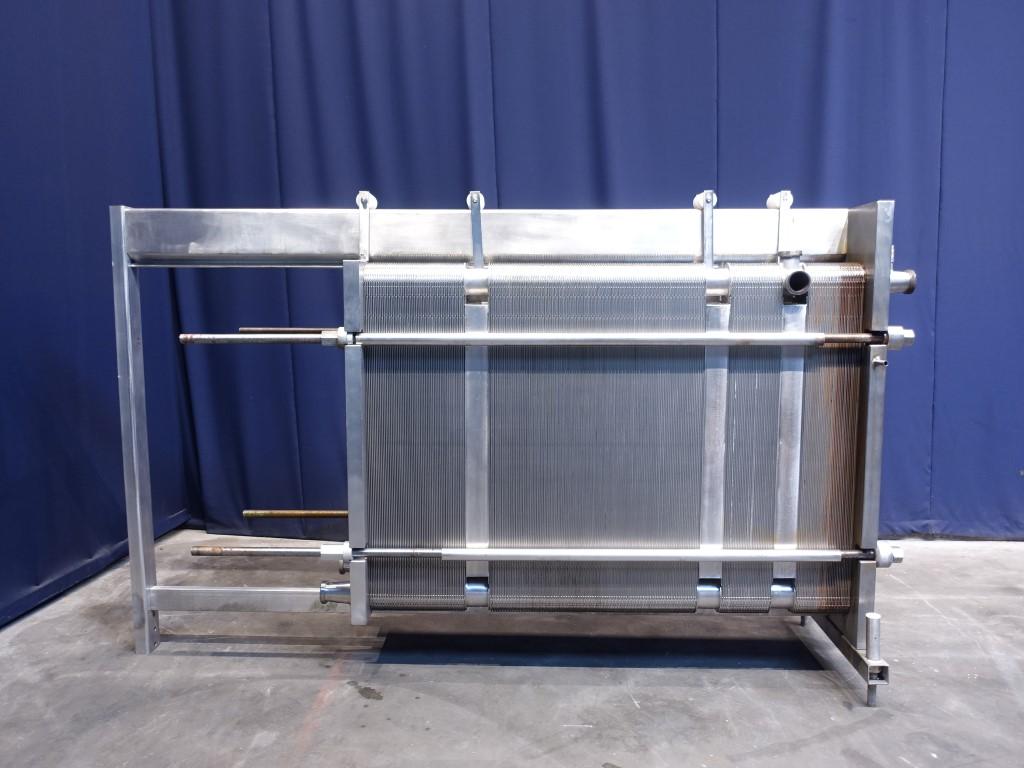 Alfa Laval H10- FMC Plate heat exchangers