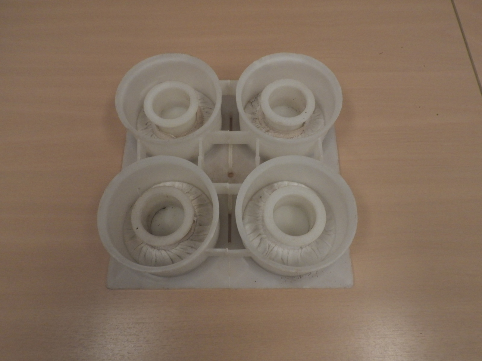 - Cheese moulds