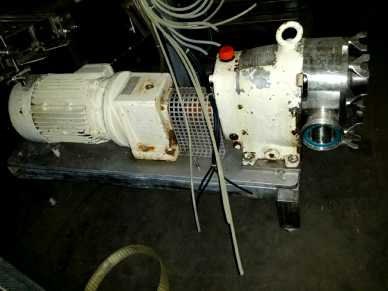 Indag HTIRM 40VT-D Lobe rotary pumps