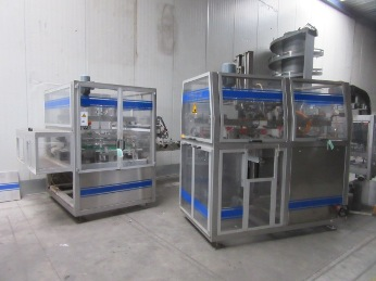 PCA Packmaschinen TRF - 4 Packers
