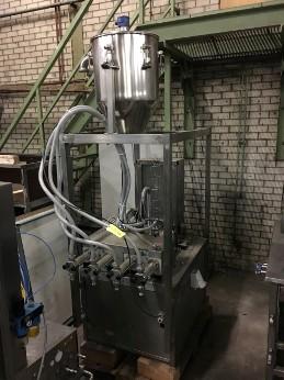 Holder – Abfulltechnik LK1000/4-UA Dosing machines