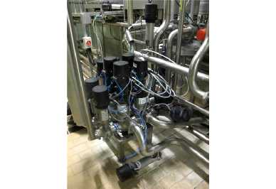 APV SPX Valves and swingbend panels