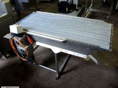 Fromatec TBG-1560 Transport conveyors