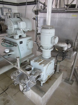 Gerstenberg K-2-53/64-4 Margarine equipment