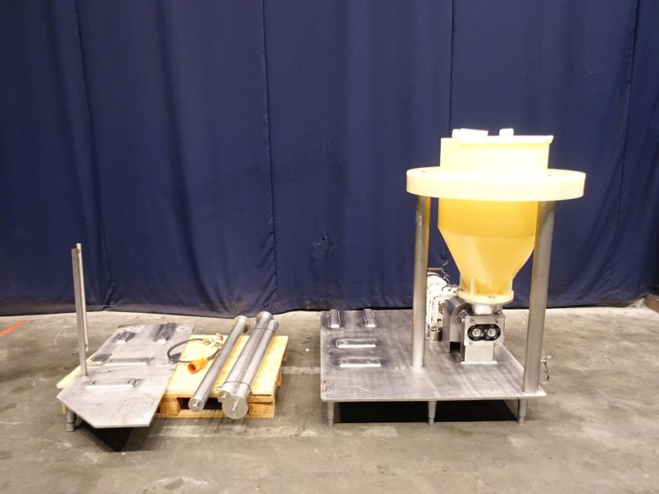 Crepaco HD Lobe rotary pumps