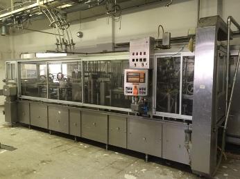 Hamba BK6002 Cup filling machines