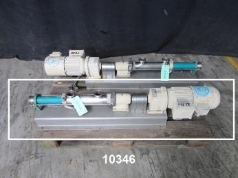 Netzsch 2NL20A Eccentric screw pumps